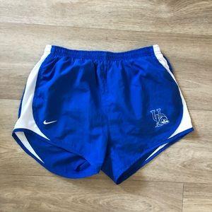 Nike University of Delaware Women's Running Shorts